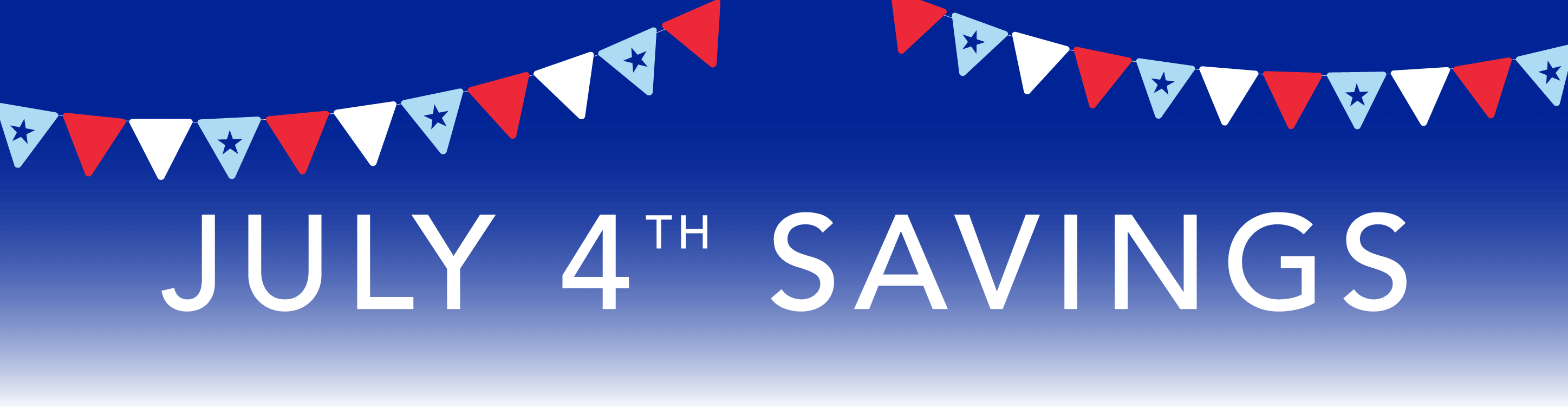 Frigidaire Professional July 4th Savings Event